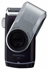 <b>Электробритва Braun MobileShave</b> M-90 — купить по выгодной ...