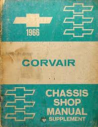 1966 chevrolet corvair wiring diagram manual reprint 1966 chevrolet corvair repair shop manual original supplement