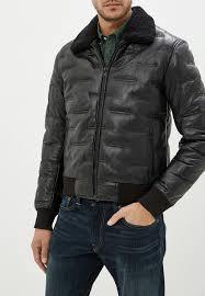 Купить кожаные <b>куртки</b> для мужчин онлайн с доставкой. Фото и ...