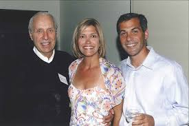 member news murphy o brien celebrates 25th anniversary prsa la karen and brett their very first client george rosenthal the owner of the