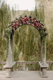 flowers wedding decor bridal musings blog: relaxed outdoor wedding sidney morgan photography bridal musings wedding blog