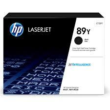<b>Картридж</b> экстра емкости HP 89Y лазерный черный (CF289Y)