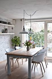 low ceilings no problem 8 ways to keep not so tall rooms stylish apartment therapy main light ceiling lighting kitchen contemporary pinterest lamps transparent