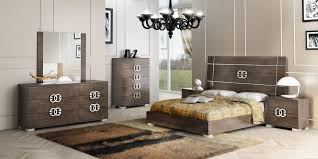 magnificent modern dark brown teak bedroom furniture sets with solid headboard and cool dresser by satin blue white contemporary bedroom interior modern