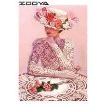 Popular <b>Zooya Diamond Embroidery</b> Girls-Buy Cheap <b>Zooya</b> ...