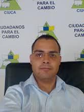David Medina releva a Gloria Almenara en la secretaría política del grupo municipal de Ciuca David Medina (Foto TA) - img_davidmedinaciuda