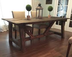 Farm Table Dining Room Set Bedroomlicious Round Dining Table Chairs Tall Room Tables For Also