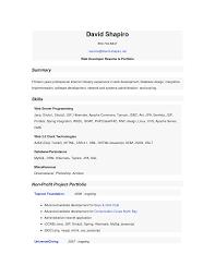 Jpg  breakupus terrific professional web developer resume     happytom co Professional Web Developer Resume Template   Vntask com   Resume Web Developer