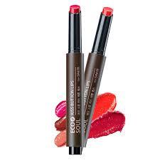 <b>Помада для губ</b> The Saem <b>Eco</b> Soul Kiss Button Lips – купить в ...