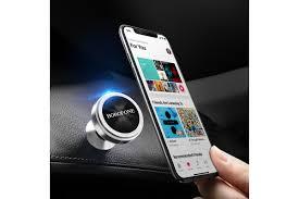 <b>Автомобильный магнитный держатель</b> для телефона <b>Borofone</b> ...