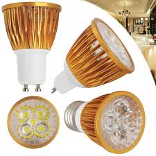 GU10 <b>LED</b> E27 Lamp <b>E14 Spotlight</b> Bulb 36 54 72 leds lampara ...
