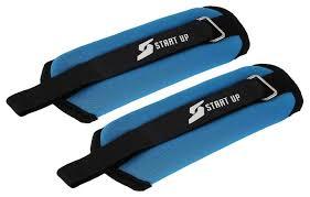 Набор <b>утяжелителей</b> 2 шт. 1 кг <b>START UP</b> NT18042 — купить по ...