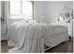 fascinating images of chic bedroom design and decoration ideas interactive picture of vintage white chic chic white home