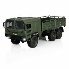 <b>Helifar HB</b> - <b>Nb2805</b> 1 16 2.4ghz 6wd 12km/h Military RC Truck Car ...