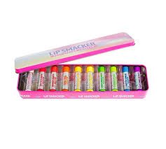 <b>Lip Smackers</b> (1) 10pc Lip Balm <b>Tin</b> Set -- Buy Online in Colombia at ...
