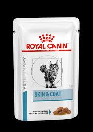 Skin & Coat Formula (в соусе) Влажный корм - <b>Royal Canin</b>