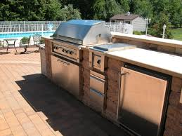 gas grill kitchen installation full size of kitchen simple pool and outdoor kitchen design stainless
