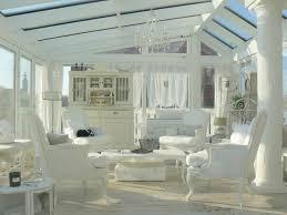 all white shabby chic living room amazing white shabby chic