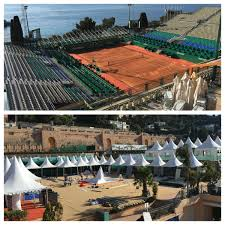 the monte carlo country club getting ready for the rolex masters the monte carlo country club getting ready for the rolex masters 2016 celinalafuentedelavotha