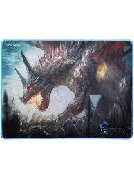 <b>Коврик</b> игровой для мыши <b>Daemon</b> Hunt <b>QUMO</b> 6546478 в ...