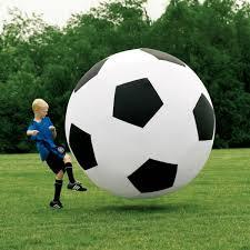 Аренда <b>надувного</b> гигантского <b>мяча</b>