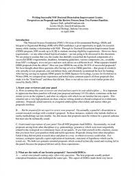 NSF Doctoral Dissertation Research Improvement Grant opaquez com