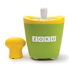 <b>Набор</b> для приготовления <b>мороженого</b> Zoku <b>Single</b> Quick Pop ...
