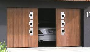 Image result for sliding garage door