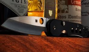 <b>Нож Spyderco Smock</b> 20CV