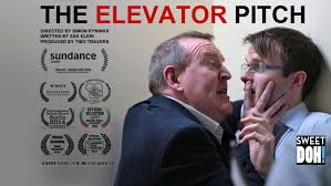 the elevator pitch a short film about filmmaking that repeatedly the elevator pitch a short film about filmmaking that repeatedly breaks the fourth wall