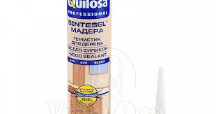 <b>Герметик силиконовый Quilosa</b> Sintesel madera бук: цена от руб ...