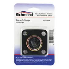 Richmond® Adapt-O-<b>Flange Water Heater</b> Element Adapter Kit at ...