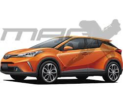 new car launches march 2015New Toyota compact SUV to launch by March 2016  Rendering