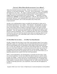 autobiography sample essay autobiographical essay example  busstop resume is everything you how write a good autobiography essay descriptive