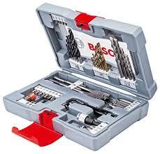 <b>Bosch Premium</b> X-Line Drills-/bit <b>set</b>, <b>49</b>-piece. (2608P00233 ...