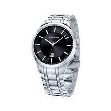 <b>Мужские стальные часы</b> арт. 312.71.00.000.03.01.3 от <b>SOKOLOV</b>