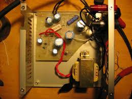 tubemic construction of mic circuit board