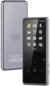 16GB MP3 Player with <b>Bluetooth</b> 4.1, 2.4 inch <b>HD Screen</b>