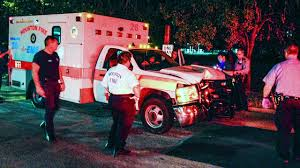 ambulance com stolen ambulance recovered
