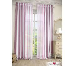 Классические шторы hazel цвет: брусничный <b>томдом</b> из вуали