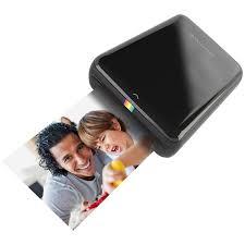 Портативный карманный <b>принтер Polaroid Zip Black</b> купить ...