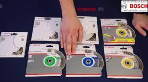 <b>Алмазные</b> круги <b>Bosch</b> - YouTube