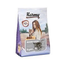 Купить <b>сухой корм</b> для кошек <b>Karmy Maine</b> Coon, мейн-кун ...