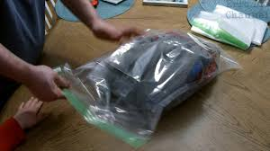 The Chestnut Roll Up <b>Travel Storage Bags</b> Review - YouTube
