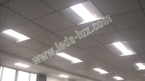 our recessed led light panel is the best solution we have tow constructions for recessec ceiling or falling down type of plaster ceiling ceiling lights for office