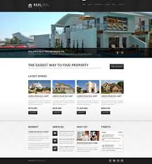 real estate website themes templates premium templates 49393