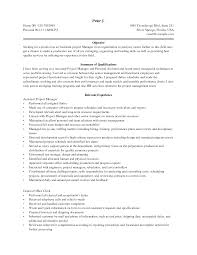 11 project manager resume objectives 6 project manager resume sample resumes for construction project managers resumes superintendent resume