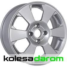 Купить диски на авто <b>КиК КС718</b> (ZV <b>15</b> Logan II) <b>6xR15</b> 4x100 ...