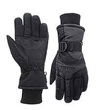 KIM YUAN Ski Snowboard Winter Gloves - Waterproof ... - Amazon.com