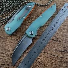 Buy Online TwoSun TS48 Jade G10 Handle Model <b>Pocket</b> Knife D2 ...
